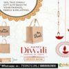 Jute Diwali Bags Ethica
