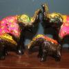 Elephant set of 4 – Black