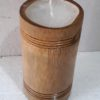 Bamboo Candle set of 3_8